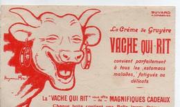 E 12 Buvard Vache Qui Rit Tres Bon état - Alimentaire
