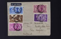 GRAN BRETAGNA - OLYMPIC GAMES - FDC - MANCHESTER   29 JULY 1948   Biglietto Postale Viaggiato - Zomer 1948: Londen