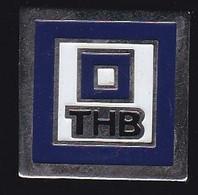 67761-Pin's. T.H.B. - Trademarks
