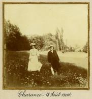 Gap . Charance 18 Août 1904 . 2 Citrates . - Places