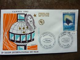 1982  Festival International Du Film  Cannes    Y&T = 2212  Parfait état - 1980-1989