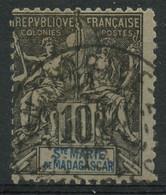 Sainte Marie De Madagascar (1894) N 5 (o) - Usati