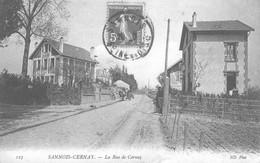 SANNOIS CERNAY La Rue De Cernay - Sannois
