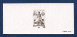 ⭐ France - Epreuve De Luxe -  YT N° 4446 - Basilique D'Orcival - 2010 ⭐ - Luxury Proofs