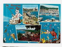 Sainte-Maxime-sur-Mer - Saint-Maximin-la-Sainte-Baume