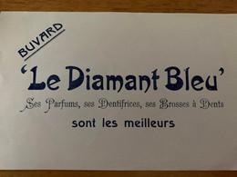 1 BUVARD LE DIAMANT BLEU - Parfums & Beauté