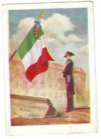 7494 - LEGIONE ALLIEVI CARABINIERI ROMA SFOCATA DISEGNATA 1950 CIRCA - Régiments