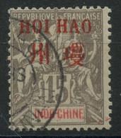 Hoi-Hao (1901) N 6 (o) - Oblitérés