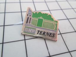 912c Pin's Pins / Rare Et De Belle Qualité !!! THEME BANQUES / BNP TERNES La Banque Aux Amendes Monstrueuses !!! - Banks