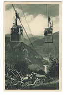 7506 - BOLZANO LA FUNIVIA PER S GENESIO 1947 - Bolzano (Bozen)