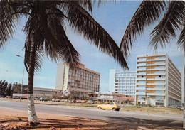 REPUBLIQUE DU GABON LIBREVILLE L Hotel Intercontinental 12(scan Recto-verso) MA206 - Gabón