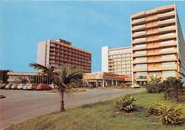 REPUBLIQUE DU GABON LIBREVILLE L Hotel Okoume Palace 10(scan Recto-verso) MA206 - Gabón