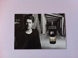 YSL - La Nuit De L'homme - Parfumkaarten