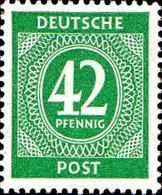 Allemagne Interzone Poste N** Yv:20 Mi:930 Chiffre - Gemeinschaftsausgaben