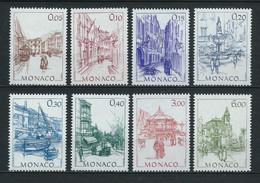 MONACO 1984 . Série N°s 1404 à 1411  . Neufs  ** (MNH) . - Nuovi