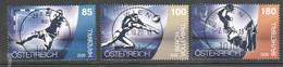 """Österreich 2020: Sportsatz """"Ballspiele"""" Gestempelt (s.Scan) - 2011-... Gebraucht"""