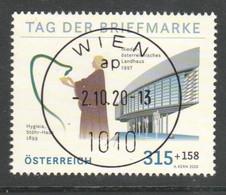 """Österreich 2020: """"Tag Der Briefmarke""""  Gestempelt (s.Scan) - 2011-... Gebraucht"""
