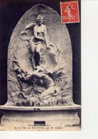 CPA -  60 - 71  -  BEAUVAIS - FONTAINE DECORATIVE DE LA VILLE - - Beauvais