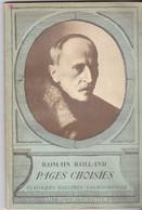 ROMAIN ROLLAND  PAGES  CHOISIES - Boeken, Tijdschriften, Stripverhalen
