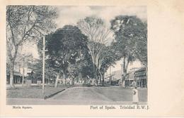 PORT OF SPAIN - MERIN SQUARE - Trinidad