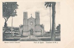 PORT OF SPAIN - ROMAN CATHOLIC CATEDRAL - Trinidad