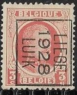 Luik 1928 Typo Nr. 170B - Sobreimpresos 1922-31 (Houyoux)