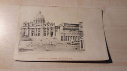 Roma, Rome, Italy, Chiesa Di San Pietro - San Pietro