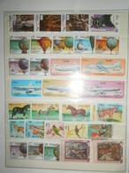 Kampuchea ,lot De 30 Timbres Neufs Obliteres - Kampuchea