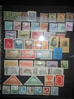 Chine Collection , 50 Timbres Obliteres - Sammlungen (ohne Album)