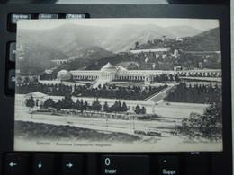 Cpa GENOVA Panorama Camposanto - Staglieno. 1920 - Genova