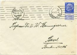 (Lo4583) Brief DR St. Dortmund N. Basel - Briefe U. Dokumente