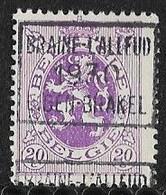 Braine LÁlleud 1930  Nr. 5871C - Rollo De Sellos 1930-..