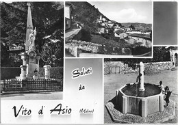 CPSM -  Saluti Da Vito D'ASIO (multivues) - Udine