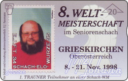 AUSTRIA Private: *Seniorenschach WM* - SAMPLE [ANK F367] - Austria