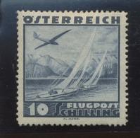1935.   Luftpost. 10 Sh. Mit Falz - Ongebruikt