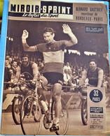 Rare Revue Miroir-sprint 3 Juin 1957 - Sport
