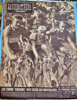 Rare Revue Miroir-sprint 7 Aout 1950 - Sport