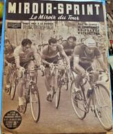 Rare Revue Miroir-sprint 20 Juillet 1953 - Sport