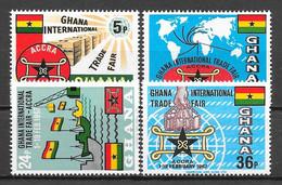 Ghana N° 258/61 YVERT NEUF * - Ghana (1957-...)