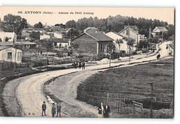CPA 92 Antony Avenue Du Petit Antony - Antony