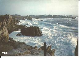 île D' Ouessant - Tempête - Près Creac'h >  N°2613  B.E.B. YCA éditeur - Vente Directe X - Ouessant
