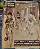 Rare Revue Miroir Des Sports 14 Avril 1958 - Sport