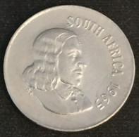 AFRIQUE DU SUD - 10 CENTS 1965 - Van Riebeeck - Anglais - SOUTH AFRICA - KM 68.1- ( South Africa ) - Sud Africa