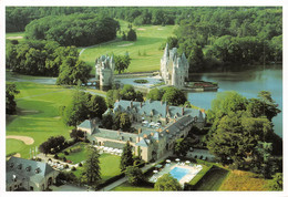 MASSILLAC Golf International 18 Trous Domaine De La BRETESCHE 25(scan Recto-verso) MA1931 - Missillac