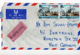 TEMA HARBOUR EXPRéS  (1971) - Ghana (1957-...)