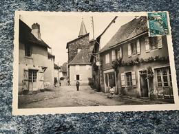 Carte Photo  Saint Germain Les Belles  Place Du Petit Barry  Voir Photos - Saint Germain Les Belles