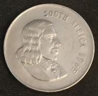 AFRIQUE DU SUD - 20 CENTS 1965 - Van Riebeeck - Anglais - SOUTH AFRICA - KM 69.1 - ( South Africa ) - Sud Africa