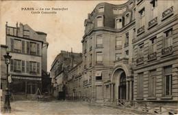 CPA PARIS 5e - Rue Tournefort, Cercle Concordia (64828) - Paris (05)