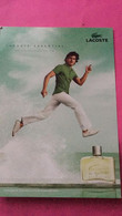 Lacoste Essential - Parfumkaarten