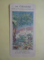 PUBLICITE  PARFUMERIE  MOLINARD JEUNE DE GRASSE Cité Des Fleurs Et Des Parfums  (2020 Octobre 07) - Oud (tot 1960)